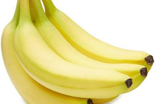 Banana...can reduce High Blood Pressure...