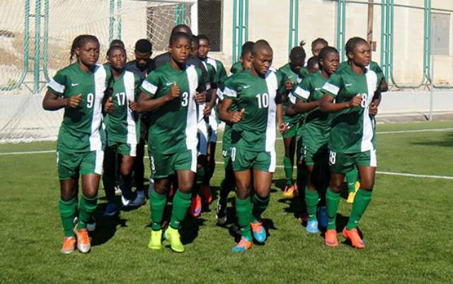 Nigeria's U-17 Women National Team, Flamingoes