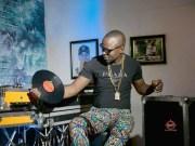 DJ Gaf Pop, in his usual world...