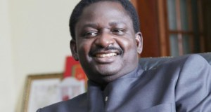 Femi Adesina, President Muhammadu Buhari's spokesman...loyal to his boss, come rain, come shine...