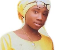 Leah Sharibu...abducted from Dapchi...