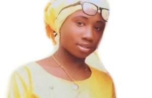 Leah Sharibu...abducted from Dapchi...