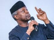 Vice President Yemi Osinbajo, SAN...
