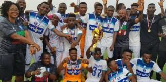 Gov. Dapo Abiodun Pre Season Tournament: Shooting Stars Stamp Dominance Over Crown Fc