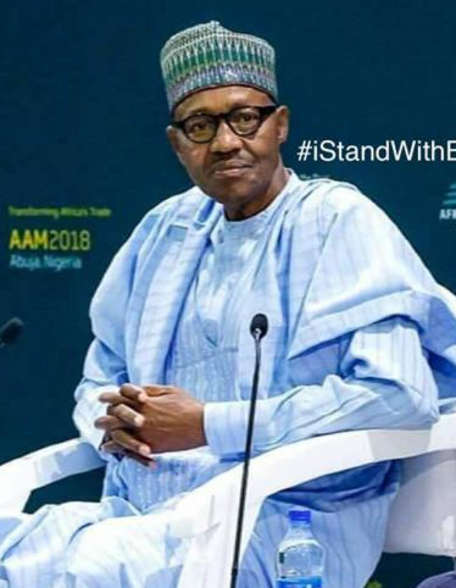 Image result for 'Accountability is our watchword' - President Buhari t