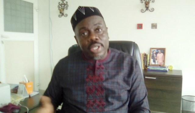 ...the Director General at the Development Agenda for Western Nigeria (DAWN Commission) Seye Oyeleye...