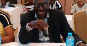 Lanre Arogundade, Director, International Press Centre...
