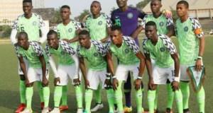Nigeria's Flying Eagles...