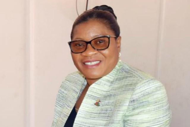 Oyo 's Head of Service, Mrs. Olawumi Ogunesan