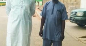 Yusuf Usman and Sani Ahmed