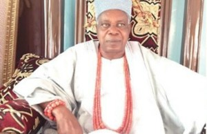 Oba (Dr) Emmanuel Adesanya Aladejare, the Obalufon Alayemore of Efon Alaaye Kingdom