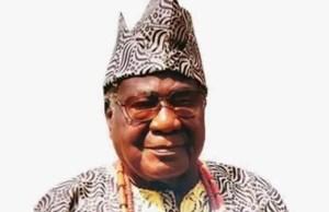 Late Chief Oladejo Okediji...(punchng.com photo)