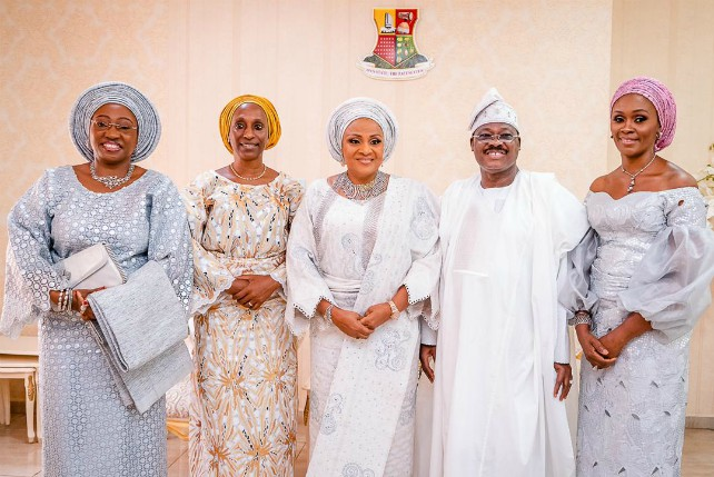 PIC 1 - Spread your light to change the world, Ajimobi charges Nigerians