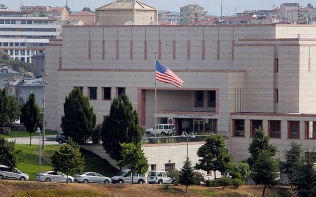 US Embassy in Nigeria...(thisdaylive.com photo)