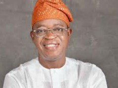 Osun State Governor, Mr. Gboyega Oyetola...