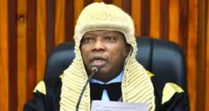Rt. Hon. Olakunle Oluomo, the Speaker of the Ogun State House of Assembly