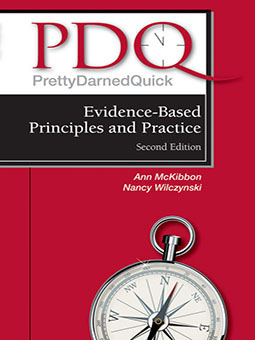 PDQ Evidence-Based Principles and Practice cover image
