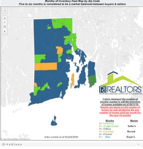 RI Heat Map Housing Inventory 19_0224