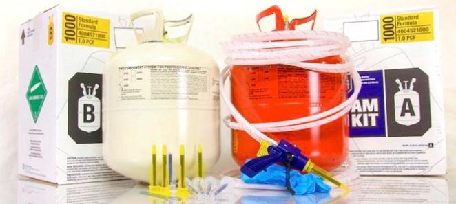 Foam Kit 200 300 600 1000 sr отзывы стоимость цена своими руками