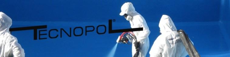 Tecnopolgroup TECNOCOAT TECNOFOAM DESMOSEAL MASILLA TECNOBAND