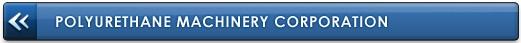 POLYURETHANE MACHINERY CORPORATION PMC установка высокого давления