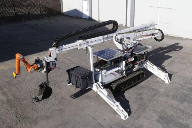 Установка для напыления ППУ на колесах