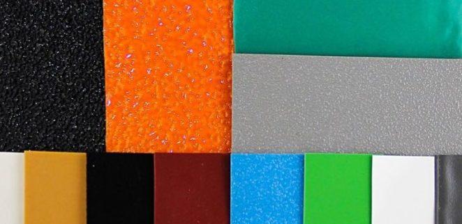 Цветная полимочевина