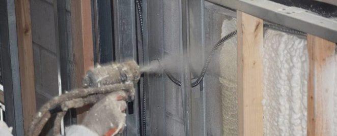 EnergyPro Insulation напыление пенополиуретана напыляемый ппу