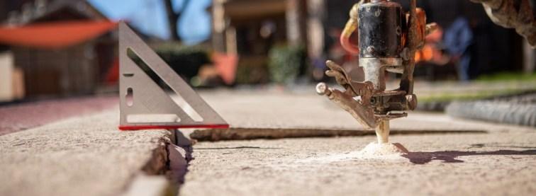 Инъектирование геополимеров подъем фундаментной плиты