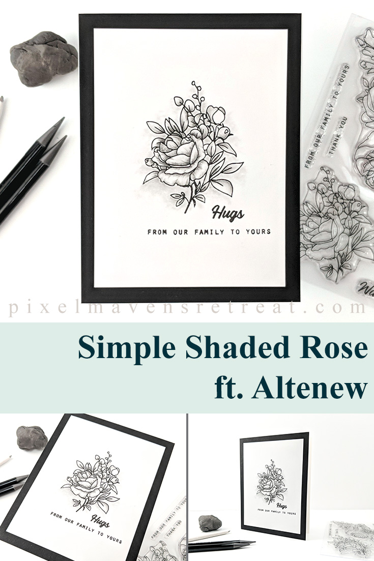 Altenew Paint-A-Flower: Rose Release Blog Hop + Giveaway
