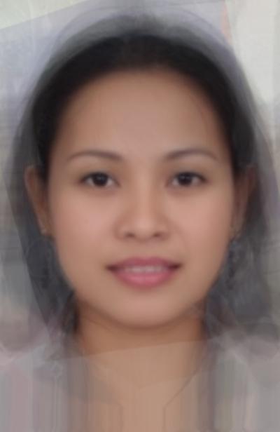 Average Filipino Female