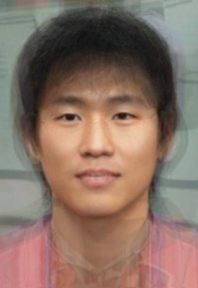 Average Korean Man
