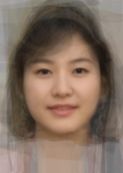 Average Korean Woman