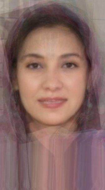 Average Afghan Female
