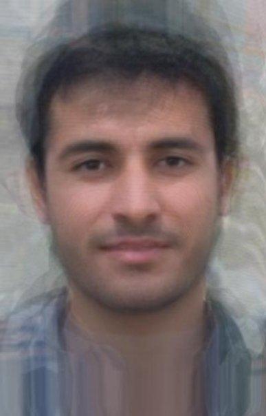Average Afghan Male
