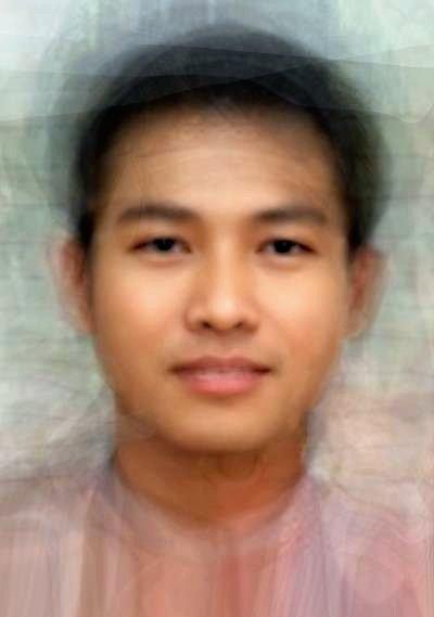 Average Burmese Male
