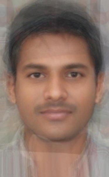 Average Indian Man