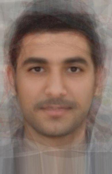 Average Iraqi Male