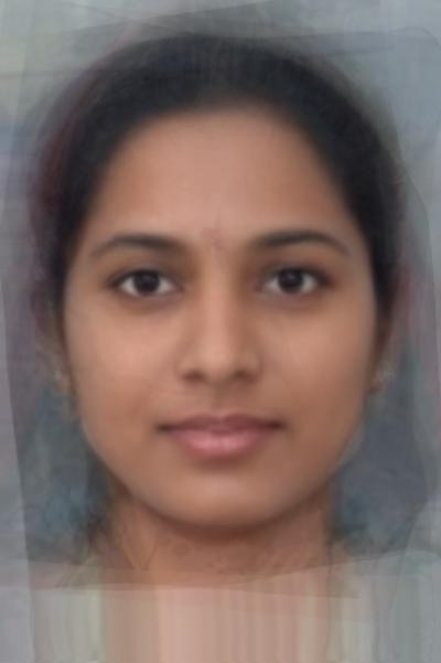 Average South Indian Female