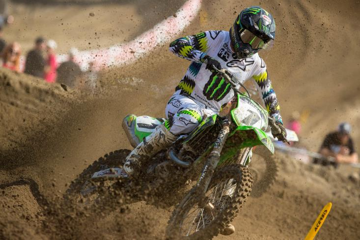Eli Tomac ended his three-year reign atop the 450 Class with a runner-up finish.