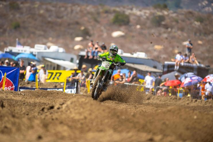 Eli Tomac now has back-to-back 450 Class victories.
