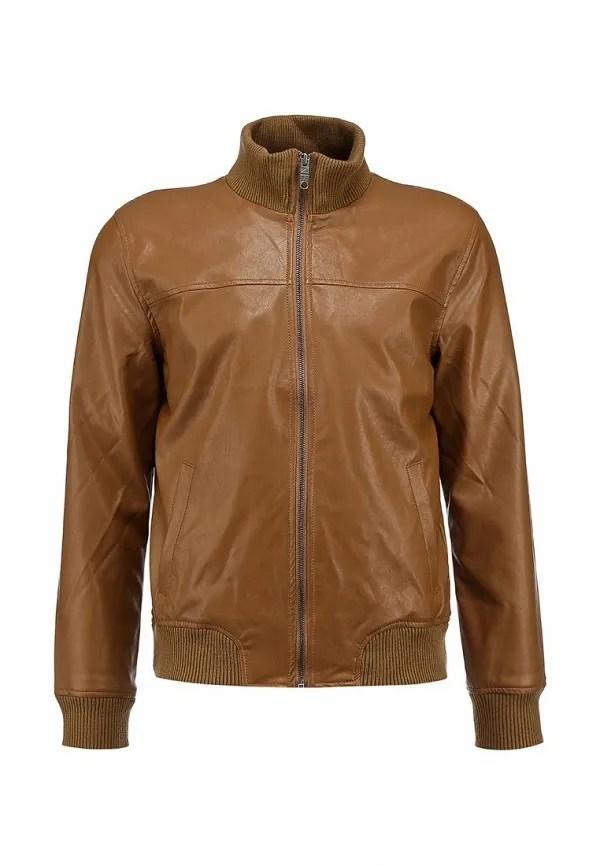 Куртка кожаная adidas Neo