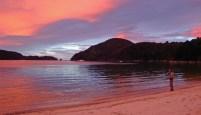 Sunset @ Tasman