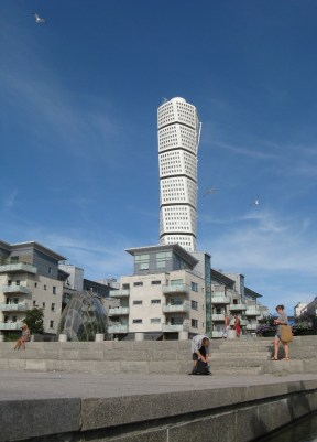 Turning Torso klein