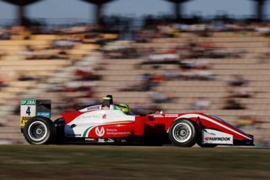 4 Mick Schumacher (DEU, PREMA Theodore Racing, Dallara F317 – Mercedes-Benz), FIA Formula 3 European Championship, round 10, race 2, Hockenheim (DEU), 12. - 14. October 2018