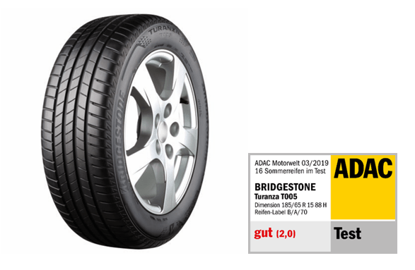 Bridgestone-Turanza-T005-adac-test-2019