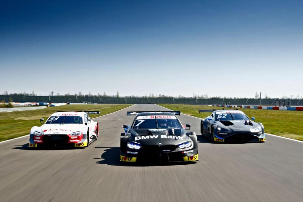 DTM Lausitzring Test 2019, Klettwitz