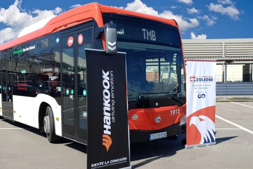 20190521_Hankook_Tire_Grupo_Soledad_and_Transports_Metropolitans_de_Barcelona_bus_tyre_supply_01