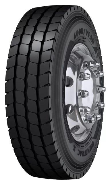 Goodyear Omnitrac S HD 315-80R22.5
