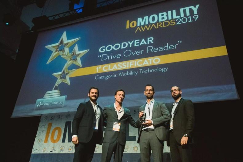 IoMOBILITY_Award_team